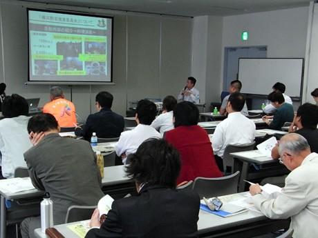横須賀商工会議所で、多彩なITセミナーを行う「YOKOSUKA IT DAY」