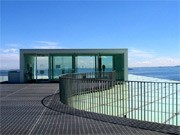 「絶景美術館」全国トップ5に横須賀美術館-アート情報サイトで好評