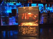横須賀・どぶ板通りのソウルバー「カスタム」30周年-アニバーサリーCD制作