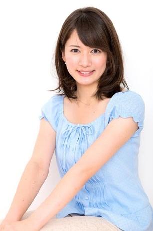 ミス慶応コンテストでグランプリに選ばれ、「ジモト愛」を披露した宇内梨沙さん