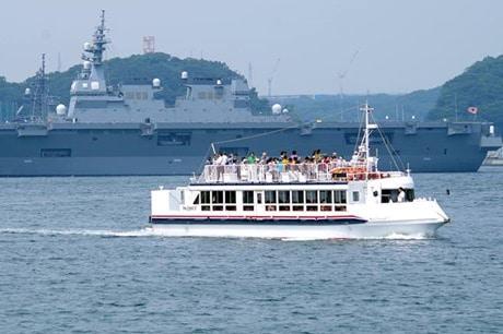 YOKOSUKA軍港めぐり、飲食店・ホテルなど約30店舗で割引サービスを実施する「横須賀市民割」