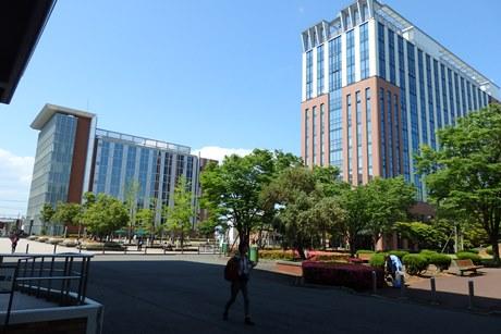 関東学院大学 金沢八景キャンパス