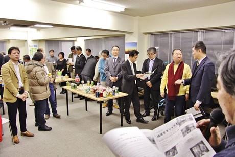 横須賀でジャズフェス開催を目指す「ヨコスカ・ジャズ協会」の発足式