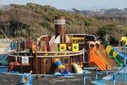横須賀西海岸・ソレイユの丘、年間来場者60万人超 大型遊具を新設