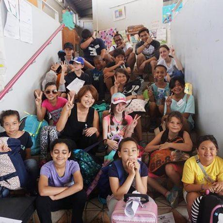 日米の子どもたちが通う「横須賀バイリンガルスクール」