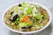 春の食材にこだわった「横須賀春キャベツタンメン」 市内5店舗で提供