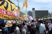 横須賀・カレーフェスに5万人 ご当地カレーグランプリに「黒部ダムカレー」