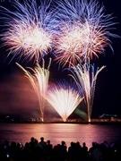 開国の地、久里浜で「ペリー祭花火大会」 日米親善パレードも
