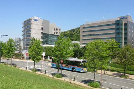 研究開発機関が集約する横須賀リサーチパーク