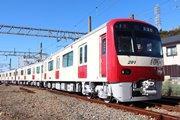 「白い京急電車」走る 1時間限定で営業路線を試運転