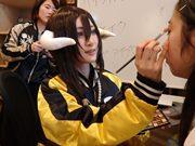 横須賀で「スカジャン×コスプレ」講座 高校生・大学生がジモト愛企画