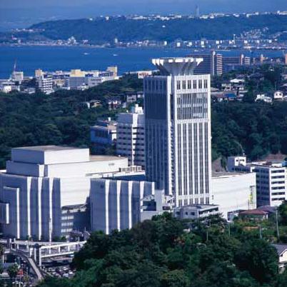 京急汐入駅前の横須賀市産業交流プラザ(ベイスクエアよこすか一番館3F)
