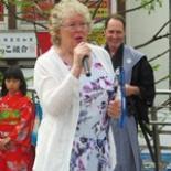 「三浦按針を大河ドラマに」 横須賀中央駅前で署名活動始まる