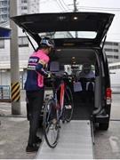 横須賀で「サイクル レスキュー タクシー」運行 タクシー協会と連携