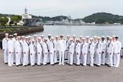 横須賀で、米国・オーストラリアの海軍音楽隊ジョイントコンサート