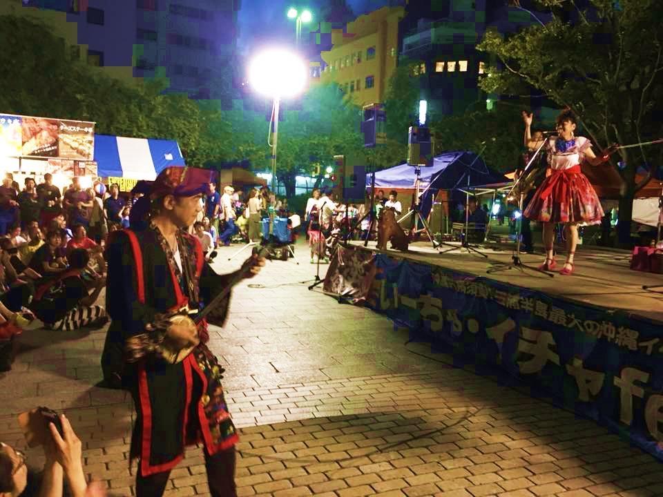 沖縄バンドやグルメの魅力が集まる「いーちゃ・イチャ フェス」
