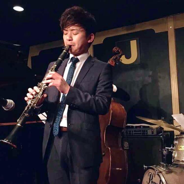 24歳のクラリネット奏者、宮脇惇さん(横須賀在住)が「ちぐさ賞」受賞