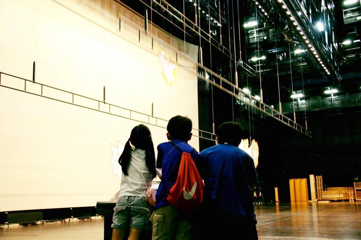 横須賀芸術劇場を無料開放するオープンデー
