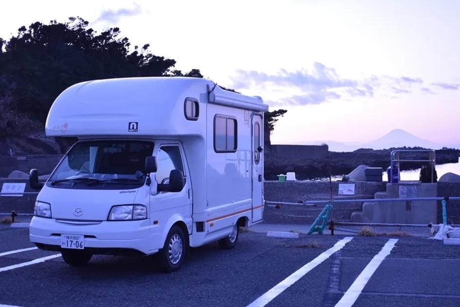 三浦半島最南端に「城ケ島シーサイドRVステーション」を新設(写真提供=Carstay)