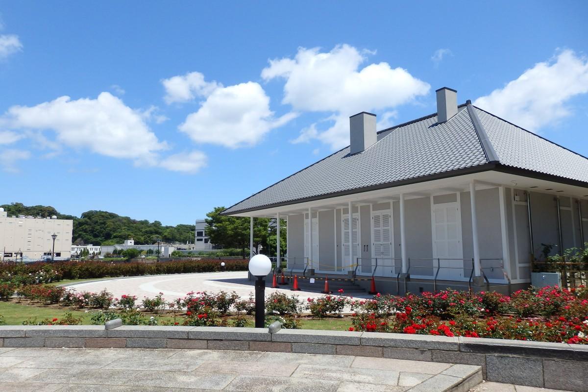 150年前の西洋館を再現した「よこすか近代遺産ミュージアム ティボディエ邸」