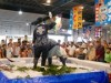 横須賀魚市場で「さかな祭り」 せり売り体験も