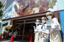 横須賀・ドブ板通りに高級食パン店「ちょっと待ってぇー」 行列避け整理券方式に