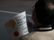 湯沢出身の高橋一也さんが「教育分野のノーベル賞」表彰式 地元でPV