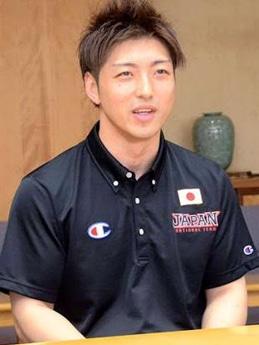 リオ・パラリンピック「車いすバスケットボール」競技に出場する藤井新悟さん