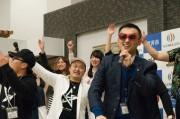湯沢で副市長が「最後のラップ」披露 ラストライブに若者ら100人超