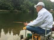 横手公園でヘラブナ釣り大会 参加募集始まる