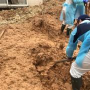 横手・大雨被害で災害ボランティアセンター設置 市民に参加呼び掛け