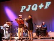 秋田・羽後でジャズフェスティバル 2ステージに音楽家20組超出演