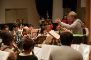 横手の吹奏楽団が創立50周年の記念公演