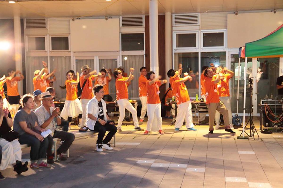 横手市内で開かれる「YOKOTE音FESTIVAL」の様子(写真は昨年)