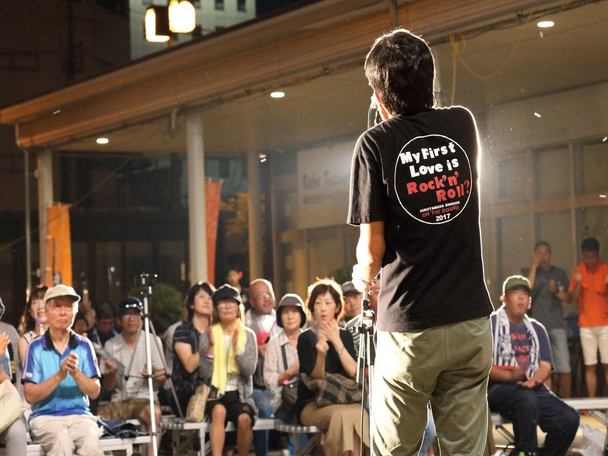 「YOKOTE音FESTIVAL」イーストにぎわい広場の様子