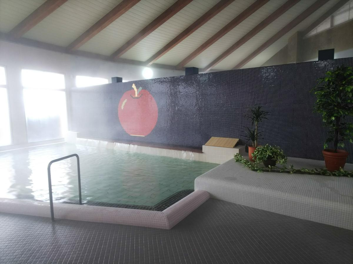 横手市「ゆっぷる」改装後の大浴場