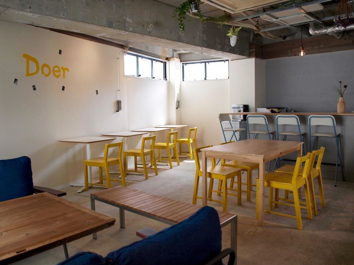 逗子に新しい複合施設 昼はシェアオフィス夜はバー、飲食起業者募集中