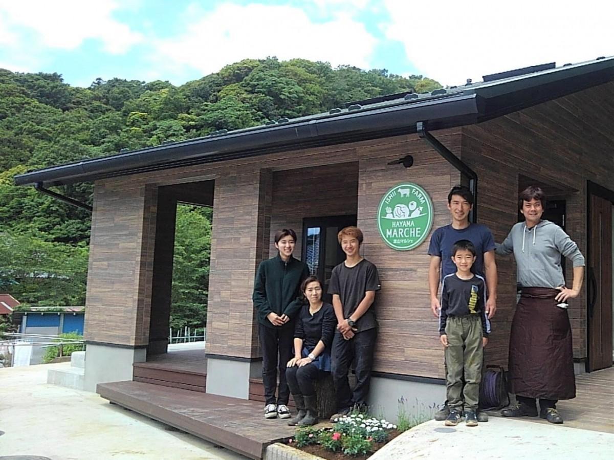 逗子葉山経・2020年PVベスト1は葉山牛を育てる農家「石井ファーム」の直営店オープン
