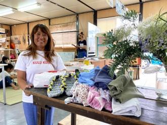 葉山の「Telacoya921」がTシャツで復興支援 宮城県女川町と10年の交流